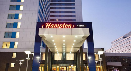 Hampton by Hilton Moscow Strogino - Фасад