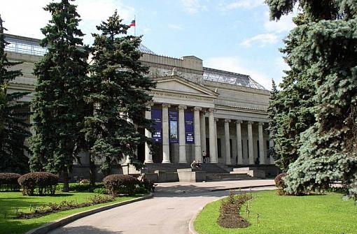 К 2020-ому году для музея имени Пушкина построят новые корпуса