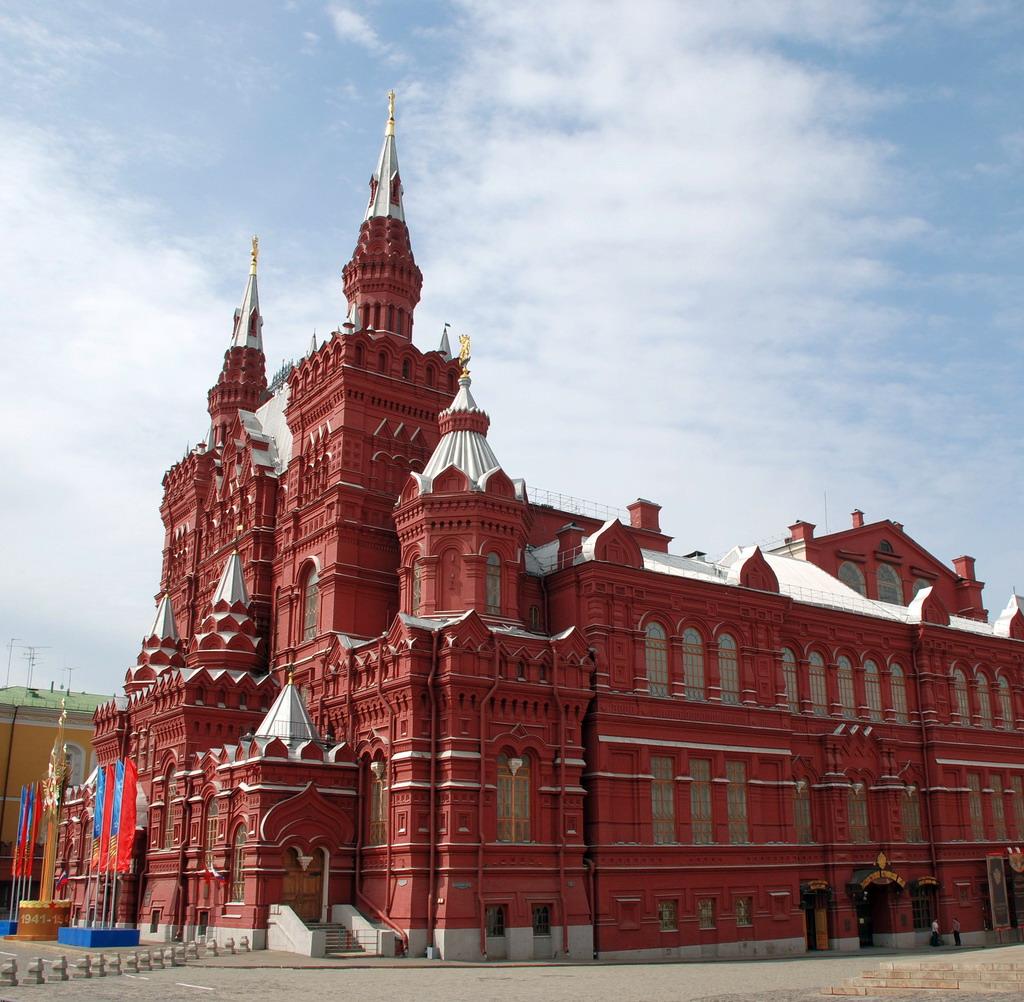 Музей истории москвы на красной площади