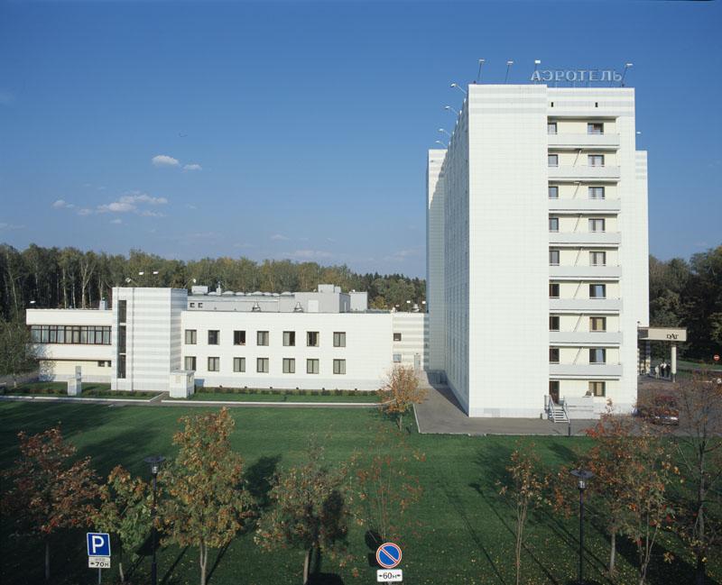 отели вблизи аэропорта домодедово